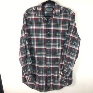 Vintage Ralph Lauren Country flannel shirt medium
